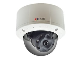 Acti 3MP Day Night Adaptive IR Extreme WDR Outdoor Dome Camera, B71, 35002639, Cameras - Security