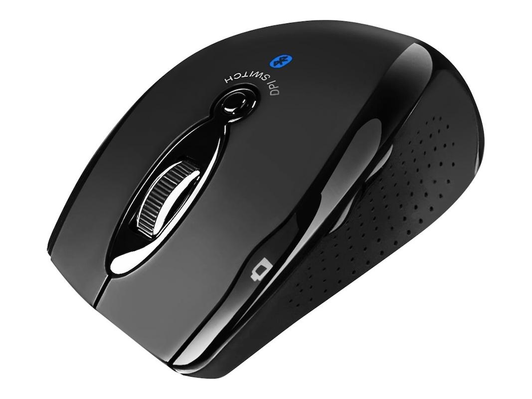 d6242069e66 Adesso iMouse S200B Bluetooth Ergo Mini Mouse (IMOUSES200B)