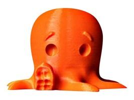 MakerBot True Orange PLA Filament Small Spool, MP05787, 16896657, Printer Supplies - 3D
