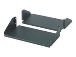 APC Double Sided Fixed Shelf for 2-Post Rack 250 lbs Black, AR8422, 415740, Rack Mount Accessories