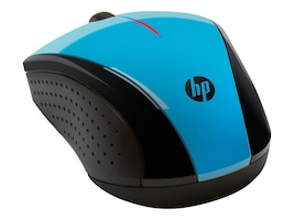 HP Wireless Mouse X3000, Blue, K5D27AA#ABL, 20660022, Mice & Cursor Control Devices