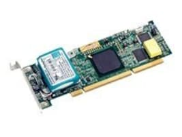 Supermicro Low-Profile All-in-One Zero-Channel RAID Card with Battery Backup, RoHS, AOC-LPZCR3, 7581485, RAID Controllers