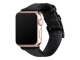 Targus Kyla Leather Band for Apple Watch, 38mm 40mm, Black, SXD014NPUS, 37235073, Wearable Technology - Apple Watch Series 4-5