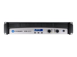 Crown Audio CROWN 2X1200W Power Amplifier, NCDI4000, 41114886, Stereo Components