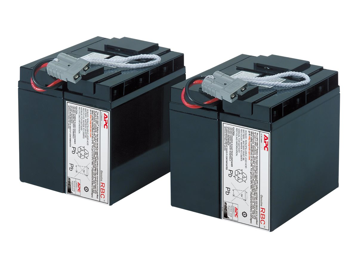 Apc Replacement Battery 11 For Select Su1400rmxl Su2200 Rbc11 Wiring Money Rbc