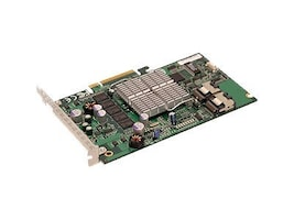 Supermicro Sunrise Lake USAS 3Gb s 8-Port SAS Internal RAID Adapter Add-on Card, AOC-USAS-S8I, 7834489, RAID Controllers