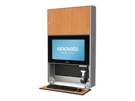Enovate E750 Lite Wall Station, Honey Maple, E750B7-N4W-00HM-0, 16911669, Wall Stations