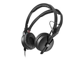 Sennheiser Closed Back On-Ear Professional Monitoring Headphones w  Split Head, 506908, 35277958, Headphones
