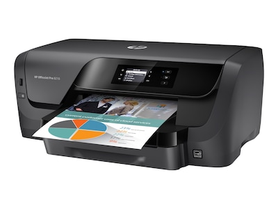 HP Officejet Pro 8210 Printer, D9L64A#B1H, 32343235, Printers - Ink-jet