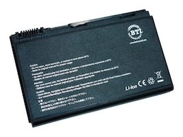 BTI -Cell Replacement Battery for Acer Extensa 5120, AR-EX5420X3, 36168817, Batteries - Notebook