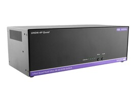 SmartAVI UHDN-4P-QUADS Main Image from Left-angle
