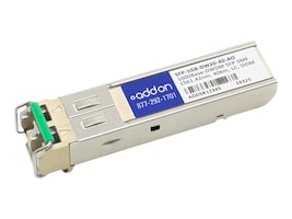 ACP-EP Memory SFP-1GB-DW20-40-AO Main Image from Left-angle