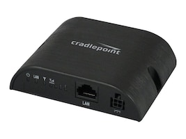 CradlePoint IBR350LPE-GN Main Image from Right-angle