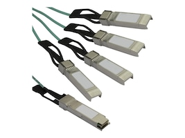 StarTech.com QSFP4X10GAO7 Main Image from Left-angle