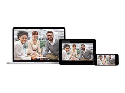 Lifesize Cloud 1-25 Users - 1-year, 3000-0000-0127, 21160011, Software - Audio/Video Conferencing