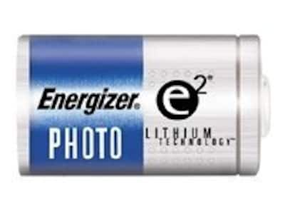 Energizer Advanced Photo Lithium Battery (1-pack), EL1CR2BP, 33248871, Batteries - Camera