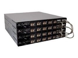 Qlogic SANBox 5802V 8-Port 8Gb FC Switch w 4xXPAK, SB5802V-08A8, 34705105, Network Switches