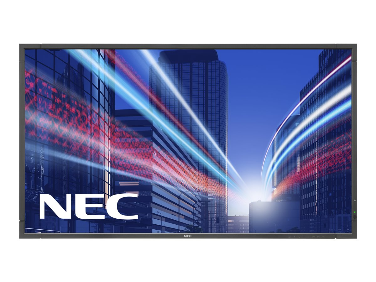 NEC 80 E805 Full HD LED-LCD Commercial Display, Black, E805, 18922492, Monitors - Large Format