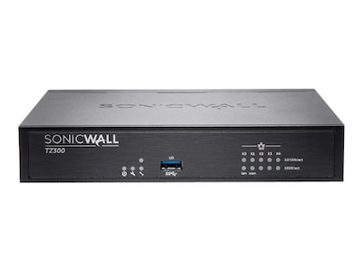 SonicWALL TZ300 Promo Tradeup w AGSS (3 Years), 01-SSC-3029, 34802458, Network Firewall/VPN - Hardware