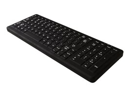 TG3 103-Key Low Profile Washable White, KBA-CK103S-BNUW-US, 18239811, Keyboards & Keypads
