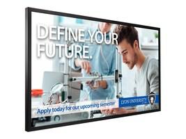 Planar 98 QE9850T 4K Ultra HD LED-LCD Touchscreen Display, Black, 997-8800-00, 33678820, Monitors - Large Format - Touchscreen