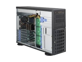 Supermicro AS-4022G-6F Main Image from Left-angle