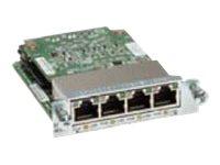 Cisco EHWIC-4ESG= Main Image from Left-angle