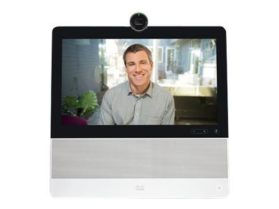 Cisco DX70 14 Video Touch Screen Endpoint & Conferencing Kit, CP-DX70-W-K9=, 17430091, Audio/Video Conference Hardware