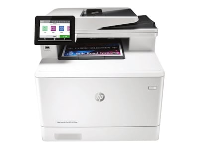 HP Color LaserJet Pro MFP M479fdw ($599.00 - $100.00 Instant Rebates = $499.00. Exp. 8 29), W1A80A#BGJ, 37056681, MultiFunction - Laser (color)