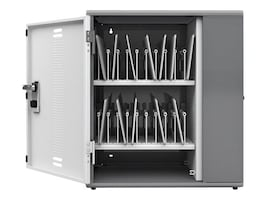 Ergotron YES Powered Cabinet for Tablets, Made with Anthro DNA, YESCABGMPW, 19645407, Charging Stations