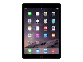 Apple iPad Air 2 32GB, Wi-Fi+Cellular for Apple SIM, Space Gray, MNW12LL/A, 32651086, Tablets - iPad