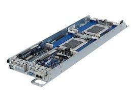 Gigabyte Tech Barebones, H262-Z61 Rev. 100 2U RM (2x)CPU slots 16xDIMMs 6x2.5 HS bays 2xGbE 2x2200W NoOS, H262-Z61, 37598704, Barebones Systems