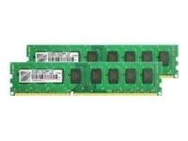 Transcend 8GB PC3-10600 240-pin DDR3 SDRAM DIMM Kit, JM1333KLN-8GK, 13641034, Memory