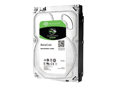 Seagate 4TB BarraCuda SATA 6Gb s 3.5 Internal Hard Drive, ST4000DM004, 34084071, Hard Drives - Internal