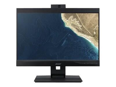 Acer Veriton Z4660G AIO Core i3-8100 3.6GHz 4GB 500GB UHD630 DVD-RW ac BT GbE WC 21.5 FHD W10P64, DQ.VS0AA.001, 36584482, Desktops - All-in-One