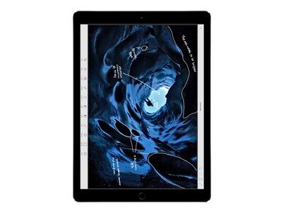 Apple iPad Pro 12.9 Retina Display 256GB WiFi+Cellular Space Gray, MPA42LL/A, 34182981, Tablets - iPad Pro