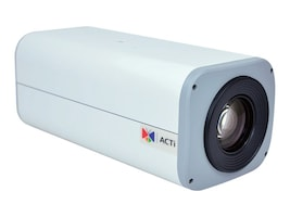 Acti 2MP Zoom Box with D N, Extreme WDR, ELLS, 30x Zoom lens, I25, 19911541, Cameras - Security