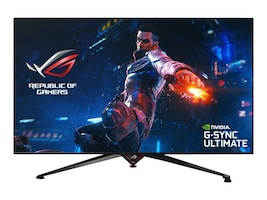 Asus THE 65ROG SWIFT PG65UQ WITH NVIDIA G-SYNC ULTIMATE UNLOCKS IMPECCABLE, PG65UQ, 38116447, Monitors - Large Format