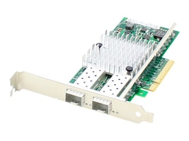 ACP-EP 10Gbs Dual Open SFP+ Port PCIe x8 NIC Chelsio, T420-CR-AO, 23204233, Network Adapters & NICs
