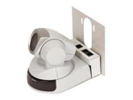 Thin Profile Wall Mount Bracket for EVI-D100, Platinum White, 535-2000-204, 33516741, Stands & Mounts - Desktop Monitors