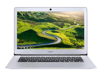 Acer Chromebook 14 CB3-431-C0D0 1.6GHz Celeron 14in display, NX.GC2AA.010, 35779675, Notebooks