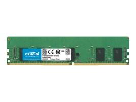Crucial 8GB PC4-21300 288-pin DDR4 SDRAM RDIMM, CT8G4RFS8266, 35045276, Memory