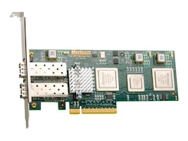 Myricom 2-Port 10GbE PCIe 2.0 x8 LP NIC, 10G-PCIE2-8C2-2S+DBL3, 31020830, Network Adapters & NICs