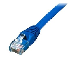 Comprehensive Cat5e 350MHz Snagless Patch Cable, Blue, 7ft, CAT5-350-7BLU, 14774550, Cables