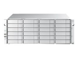 Promise 144TB 4U 24-Bay SAS 12Gb s Dual Controller IOM Expander Subsystem, J5800SDQS6, 32688989, SAN Servers & Arrays
