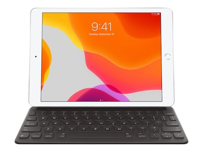 Apple Smart Keyboard for iPad (7th generation) and iPad Air (3rd generation) - US, MX3L2LL/A, 38234700, Keyboards & Keypads