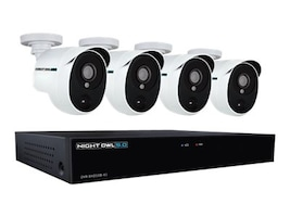 Night Owl 5 MP Extreme Security System, XHD501-44P, 34069241, Locks & Security Hardware