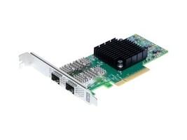 Atto DUAL CH 25GBE X8 PCIE3 LP SFP28, FFRM-N322-DA0, 36147792, Network Adapters & NICs