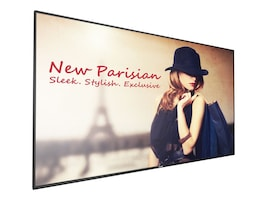 Philips 54.6 D-line 4K Ultra HD LED-LCD Display, 55BDL4150D, 37743393, Monitors - Large Format