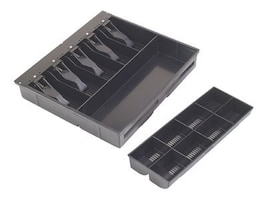 MMF POS VAL-U Line Standard Removable 8-Coin 5-Bill Cash Tray, 225-1504-04, 6254790, Cash Drawers